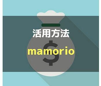 忘れ物防止に役立つmamorioの活用方法、レンタル系のサービスと相性◎